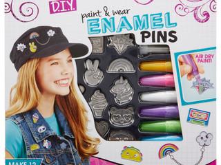 Alex D.I.Y. Paint & Wear Enamel Pins