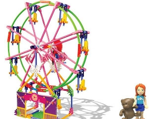K'nex Mighty Makers Fun on a Ferris Wheel