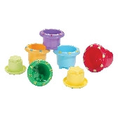 Early Years Stack N Nest Cups