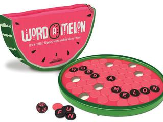 Bananagrams Word-A-Melon Game