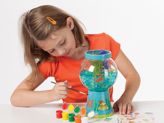 Creativity for Kids Aquarium Terrarium