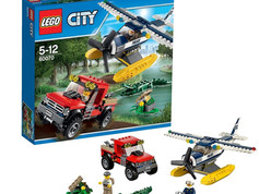 LEGO CITY Water Plane Chase