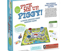 Peaceable Kingdom Pick Me Up, Piggy!