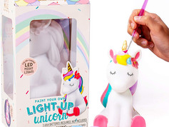 Story Magic Paint Your Own Light-up Unicorn