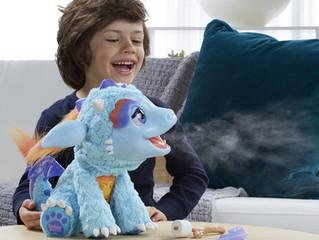 Hasbro FurReal Friends Torch, My Blazin' Dragon