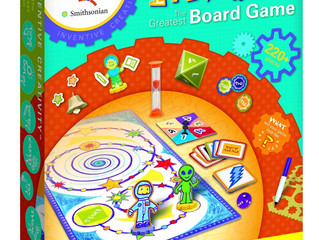 Creativity for Kids Invent The Greatest Board Game