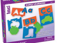 Lauri Alphabet Puzzle Boards