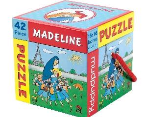 Mudpuppy Madeline 42 Piece Puzzle