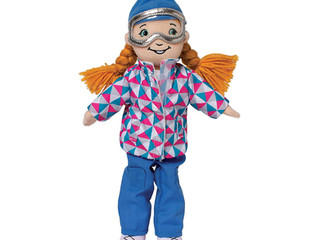 Manhattan Toy Special Edition Groovy Girl Jessica