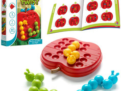SmartGames Apple Twist Travel Puzzle Game