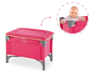 Corolle Baby Doll Bed and Changing Table