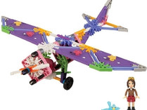 K'nex Mighty Makers: Up, Up and Away Building Set