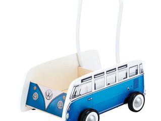 Hape Classical Bus Walker
