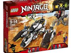 LEGO Ninjago Ultra Stealth Raider