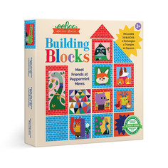 eeBoo Monika Building Blocks