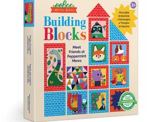 eeBoo Monika Building Blocks
