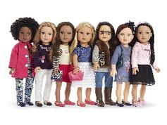 Toys R Us Journey Dolls