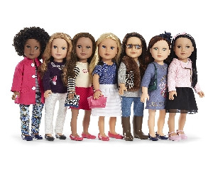 Toys R Us Journey Dolls