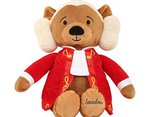 Vosego Amadeus and Ludwig Bears