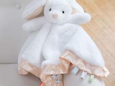 Manhattan Toy Fairytale Snuggle Rabbit Blankie