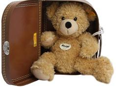 Steiff Teddy Bear Flynn in a Suitcase