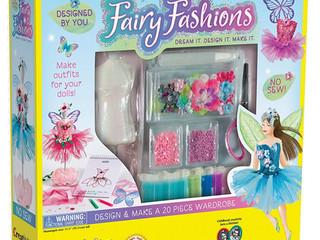 Creativity for Kids Fairy Fashions