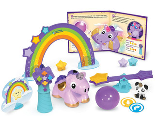 Learning Resources Magic Coders: Skye the Unicorn and Blazer the Dragon
