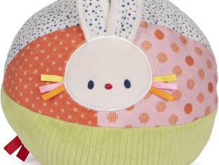 Gund Baby Soft Activity Ball