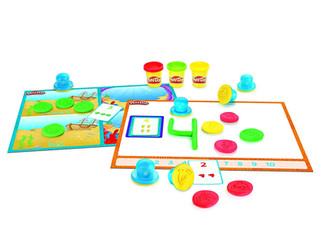 Hasbro Play-Doh Shape & Learn Numbers and Counting