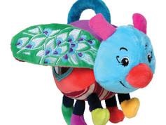 eeBoo Noisy Bug Activity Toy