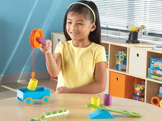 Learning Essentials STEM Simple Machines Activity Set