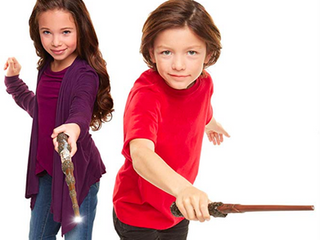 Harry Potter Wizard Training Wands