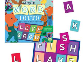 eeBoo Word Lotto