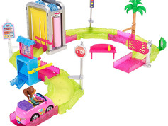 Barbie on the Go Track Sets