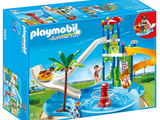 Playmobil Water Park with Slides