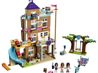 LEGO FRIENDS Friendship House