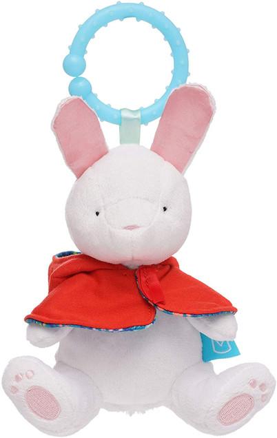 Manhattan Toy Fairytale Rabbit or Elephant  Plush Baby Travel Toy