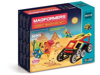 Magformers Desert Adventure Set 32 pieces