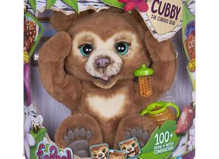 Hasbro FurReal Cubby, the Curious Bear