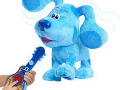 Blue's Clues & You! Dance-Along Blue Plush