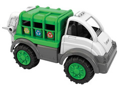 American Plastic Toys Gigantic Recycling Truck