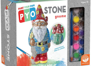 Mindware Paint Your Own Gnome