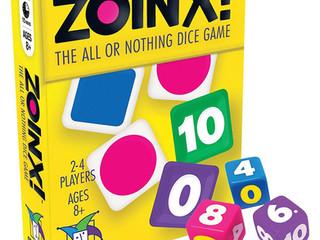 Gamewright Zoinx
