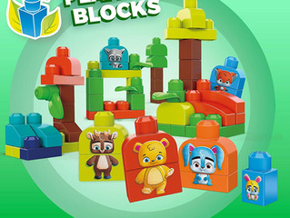 Megabloks Woodland Friends