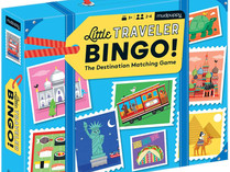 Mudpuppy Little Traveler Bingo
