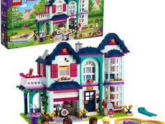 LEGO Friends Andrea's Family House