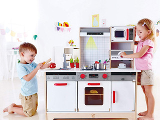 Hape All In One Kitchen