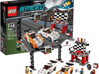 LEGO Speed Champions Porsche 911 GT Finish Line