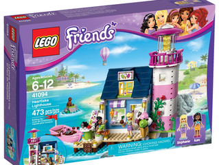 LEGO FRIENDS Heartlake Lighthouse