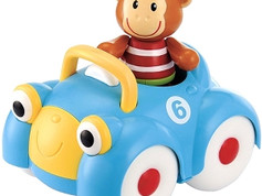 ELC Monty Monkey and his Motor Car